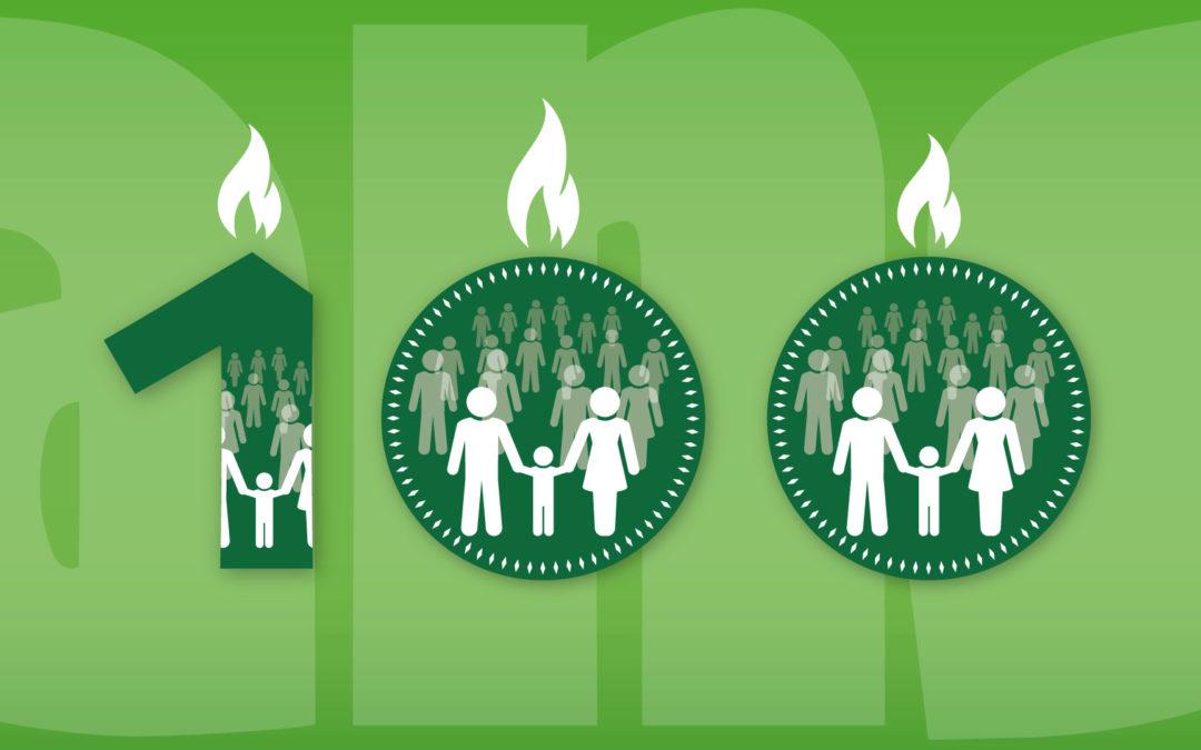 Médaille de la famille en 2020